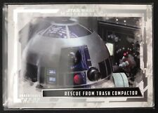 2017 Star Wars Masterwork Adventures of R2-D2 #AR-6 Rescue from Trash Compactor