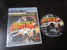 Playstation PS 3 PS3: Need for Speed: The Run -- Limited Edition tested