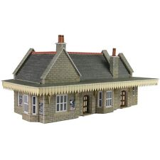 Pierre Construit Chemin Station - N CARTE Kit Metcalfe PN138