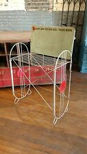 Red Ball Shoe Rack Vntg Clothing Store Display Boots Fashion Art Deco Modernism