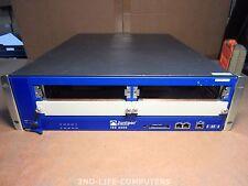 Juniper Netscreen ISG 2000 Advanced Gateway Chassis EXCL MODULES - INCL 2X PSU