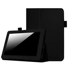 "Folio Case for Kindle Fire HD 7"" 2012 Old Model - Slim Fit Leather Cover"