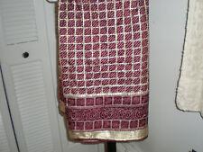 Indian Formal wear pure silk Heritage saree with designer pallu