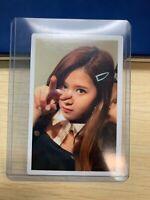 Twice Sana Signal Monograph Official photocard Card Kpop K-pop Us Seller