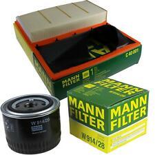 Mann-filter Set Iveco Daily VI Pickup/Chassis V Trailer