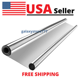 (100ft Roll) Mylar Film - Highly Reflective Horticulture 4ft Wide 2 Mil Grade