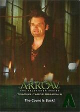 2015 ARROW Season 2  GREEN Foil Parallel Card #19