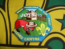 Scouts Canada JOTT 15 Badge/Patch...