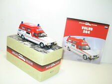1/43 ATLAS, voiture ambulance VOLVO 264