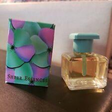 Retired Avon Sheer Essence Patchouli Perfume Oil .5 fl oz