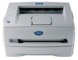 Brother HL-2040 monochrome Laser USB Printer - 15k pages