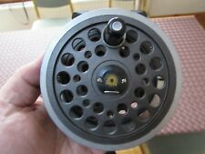 "Eccellente VINTAGE Youngs DAIWA 812 Expert Series Salmone Fly Fishing Reel 4.25""."