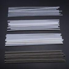 50pcs Plastic Welding Rods ABS/PP/PVC/PE Welding Sticks For Plastic Welder Tool