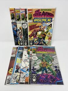 Toxic Avenger Lot Of 9| #2-9, 11 |Peter Dinklage Movie coming soon! NM- UNREAD!