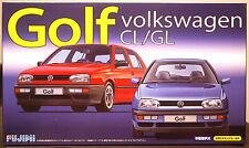 1991 vw golf 3 cl/GL, 1:24, 126395 Fujimi