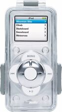 H20 Audio Outdoor Case for iPod nano 1G, 2G (Clear) New sealed R9-1A4