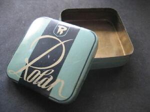 Metal Box Tape Machine Write Rolan. With Policies 1947. Typewriter, Ruban
