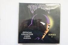 Phantom Series 1 set of 110 cards, 6 Gallery cards, rare G0 card plus album 1994