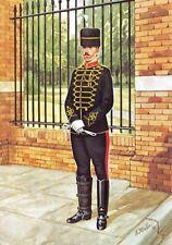 Military Art Postcard Essex Battery, Royal Horse Artillery 1913 #2-2
