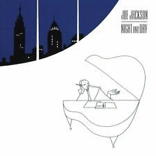 Joe Jackson Night And Day CD NEW SEALED 1997 Digitally Remastered Steppin' Out+