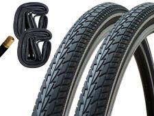 2 Reflex Fahrradreifen 700 x 38C 28 Zoll 40-622 Reifen + 2 Schläuche