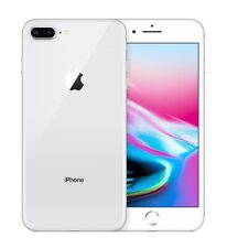 iPhone 8 Plus 64GB Silver (Unlocked) Excellent Condition