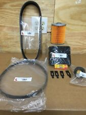 Yamaha Golf Cart Tune Up Kit & Drive Belt Starter Belt Gas Filter G2,G8,G9,G11