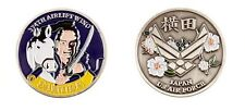 "374th Airlift Wing YOKOTA AFB SAMURAI USAF Base Japan 1.5"" Challenge Coin"