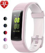 YAMAY Fitness Tracker Heart Rate & Sleep Monitor Step Counter IP68 Waterproof