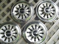 1967 FORD FALCON RANCHERO HUBCAPS WHEEL COVERS CENTER CAP FOMOCO VINTAGE CLASSIC