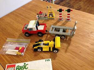 Lego Basic Set 715 Basic Building Set (1990).