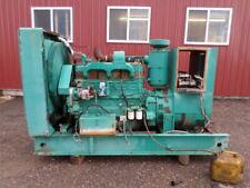 Onan Cummins Turbo Diesel 200 Kw Generator 250kva 600 Amp 120240 Skid Mounted