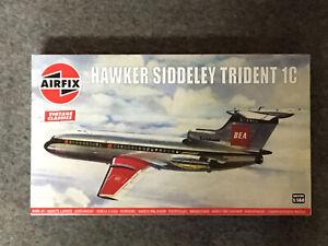 Airfix Vintage Classics 1/144 Hawker Siddeley 121 TRIDENT Aircraft Kit
