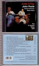 Anita O'Day , Live in Concert Tokyo 1976 ( CD, U.S.A. )