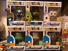 Duck Dodgers Funko Pop set Marvin Martian K-9