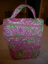 Vera Bradley Petal Pink Lunch Bag -