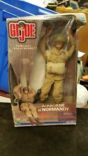 "1998 Hasbro G.I. GI Joe Airborne At Normany 12"" Action Figure New In Damaged Box"