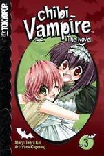 Chibi Vampire: The Novel, Vol. 3 - VeryGood - Tohru Kai - Paperback