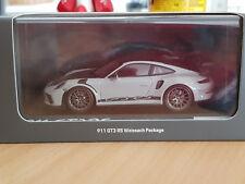 Porsche 911 GT3 RS kreide Maßstab 1:43
