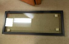 "No Name Sliding Glass Cooler Door 20-7/16"" Width X 50-1/2"" High New"