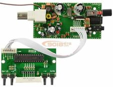 12V Digital BH1415F 100M FM Radio PLL Stereo FM Transmitter Module 87-108MHZ