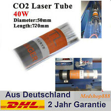 720mm CO2 tubo incisore vetro laser macchine Incisione taglio Tubo Cutting 40W