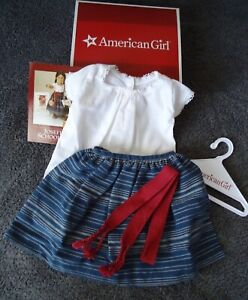 American Girl Josefina's Meet Outfit 2nd Edition NEW