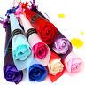 Artificial Rose Flower Bath Soap Bouquet Valentine's Day Gifts Wedding Decor