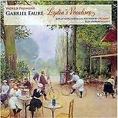 Gabriel Fauré: Lydia's Vocalises (2014)
