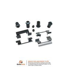 Carlson H5686Q Disc Brake Hardware Kit, Front