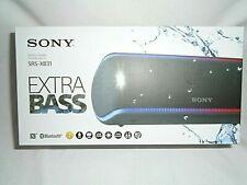 Sony SRS-XB31 Wireless Speaker Extra Bass - Black