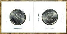 2011 Canada Wedding 25 Cents Gem BU UNC Quarter!!