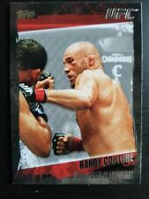 Topps ufc 2010 Series 4 Randy Couture