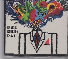 Gnarls Barkley-Crazy cd maxi single 2 tracks